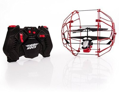 Air Hogs Rc Rollercopter Red