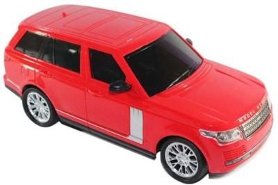 Khareedi Range Rover Remolte Controle Car Red 1:16
