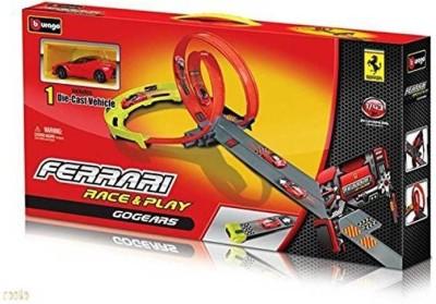 Bburago Ferrari Go Gears Playset