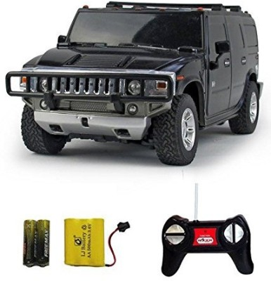Shop & Shoppee Hummer H2 Suv Remote Control Car(Black)