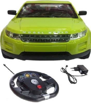 ToysBuggy 1:18 Evoque shaped Steering Remote Control Car