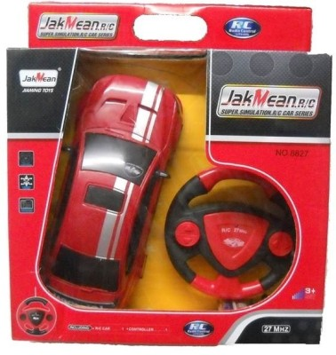Shop & Shoppee Remote Control Rechargeable Car With Steering