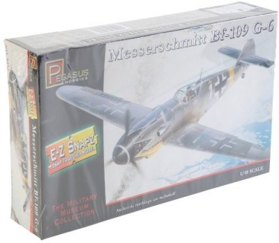 Pegasus Hobbies Messerschmitt BF-109G6 Fighter 1-48 Pegasus