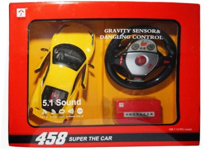 Per Te Solo Gravity Sensing 5.1 Top Speed