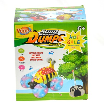 Venus Insects Stunt Dumpers