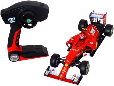Maisto Remote Control 1:14 Ferrari Hp Racing Car