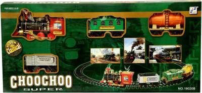Just Toyz ChooChoo Super Train