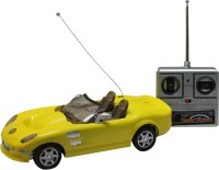 Classic Themes Remote Control Sport Series Car(Yellow)