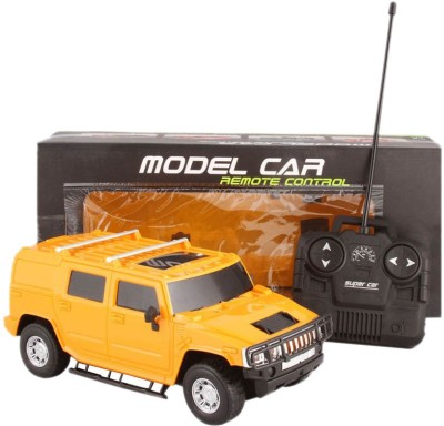 Reyhawk Compect HUMMER SUV Chargeable(Yellow, Red)