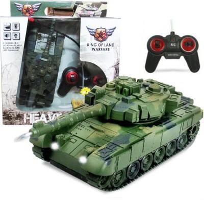 ELANTE 360 Degree Remote Control Battle Tank