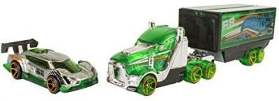 Hot Wheels Trackin, Trucks Speed Hauler