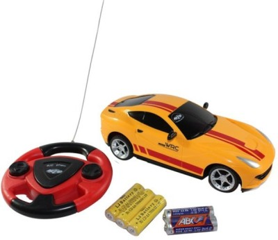 New Pinch Remote Control Rechargeable Car With Steering