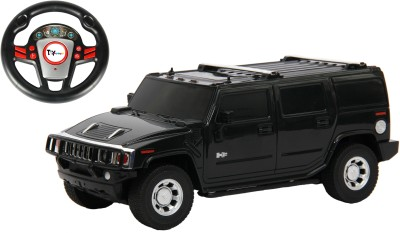 Toyhouse Toyhouse 1:24 Hummer Suv W Gravity Sensor Steering Rechargeable Rc Carb