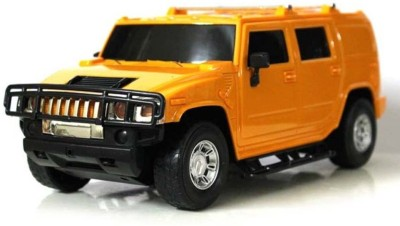 Littlegrin Hummer Remote Control Model Car Scale 1:16 With Charger Kit Gift Toy For Kids