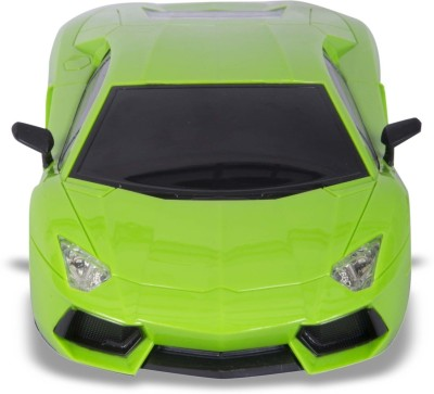 A2b 1:16 Rechargeable Rc Lamborghini Car (Green)