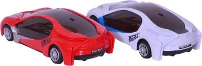 Eklavya Racing International 3d Light Car