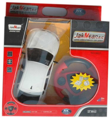 Jak Mean Remote Control Rechargeable Car With Steering