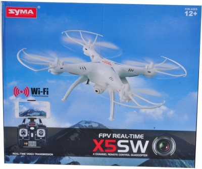 Venus-Planet of Toys SYMA X5SW 2.4GHZ 4CH 6AXIS QUADCOPTER With Headless Mode & 360 Un-limited Eversion For 12 Years & ABOVE