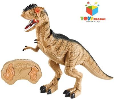 Toys Bhoomi Infrared Control Walking & Roaring RC Rugops Dinosaur