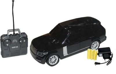 scrazy Black Range Rover with remote control