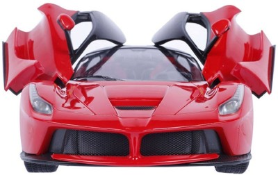 Udee Rechargeable Ferrari Style Remote Control Car With Opening Doors