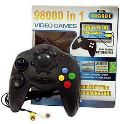 AbacusA1 Arcade 98000 games in 1(Black)