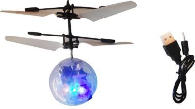 CP Bigbasket Diamond Fly Ball Cum Helicopter Toy