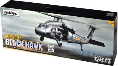 Udirc Black Hawk - 3ch Channel Helicotper