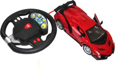 Basetronix Authentic Model Car Steering Remote Control open the door Super Car