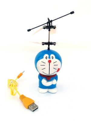 asa products doraemon flying sensor operated toy with charger