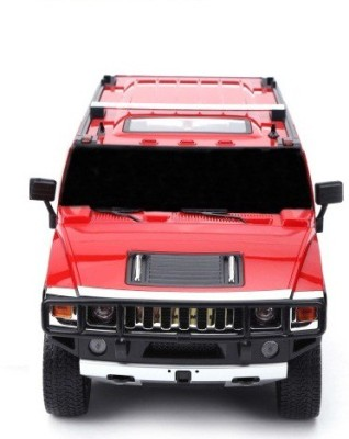 Madink Red Hummer H2 Suv Reachargeable Remote Control Car(Red)