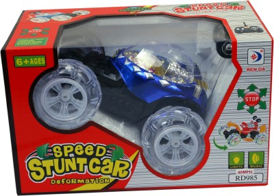 Renda Deformation Stunt Car