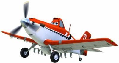 Zvezda Models Dusty Crophopper Disney Planes Building Kit