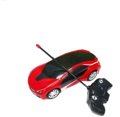 Rey Hawk Remote Control rechargeable Famous car 3D Led light- Red