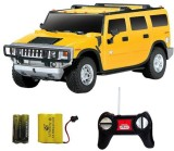 Baby First HUMMER H2 SUV 1:24 SCALE (Yel...
