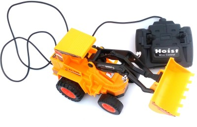asaproducts jcb with remote control operated(Yellow)