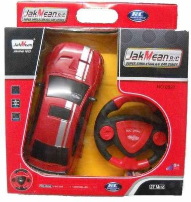 All India Handicrafts All India Handicrafts RC Rechargeable Car With Steering