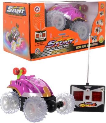 Per Te Solo Radio Control Stunt Car Purple