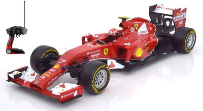 Maisto Remote Control Ferrari F14t With Usb Charger