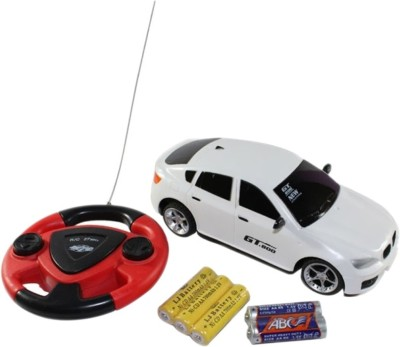 A R ENTERPRISES JakMean Remote Control Rechargeable Car With Steering