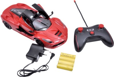 AV Shop Ferrari Style Rc Car With Open Door (Rechargeable)