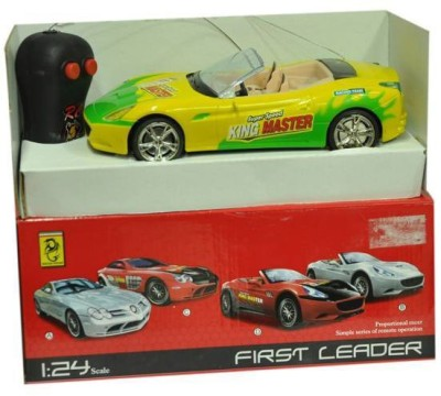 New Pinch Remote Control First Leader Racing Car Open