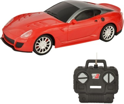 A R ENTERPRISES SUPER RACING RED REMOTE CONTROL CAR(Red)