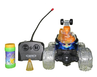 Jamosan Bubble Blowing Stunt Car With Mp3 Music