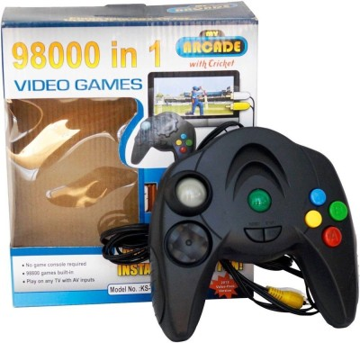 New Pinch My Arcade 98000 Games in 1 video game(black)