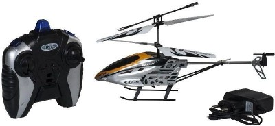NDS Remote control helicopter yellow for kids