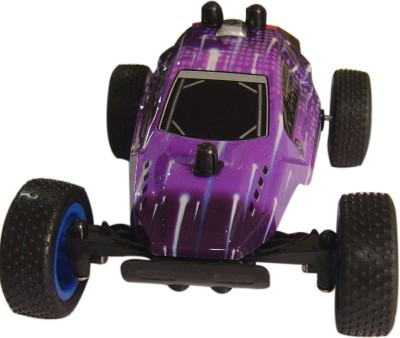 Brunte 1:24 Storm Purple Vehicle Remote Car With Rechareable Battery