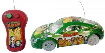 zaprap Remote Control Chota Bheem Car for kids