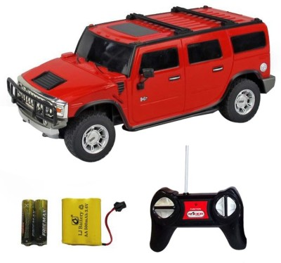 Soni Hummer H2 Remote Control Rechargeable 1:24 SUV