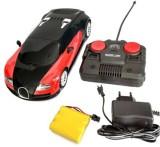 Plug IN Bugatti Car (Red)